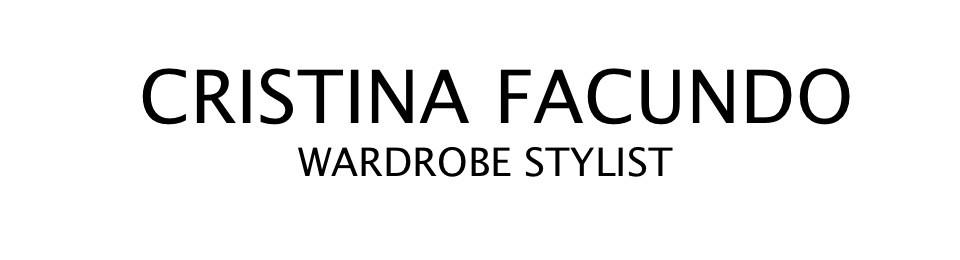 Cristina Facundo Wardrobe Stylist